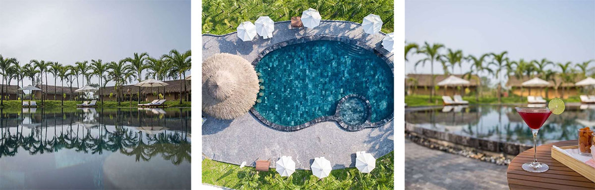 Alba Wellness Resort Hue