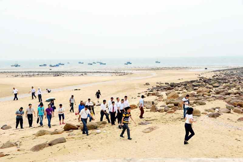 Bãi biển Đầu Đông, Quảng Ninh
