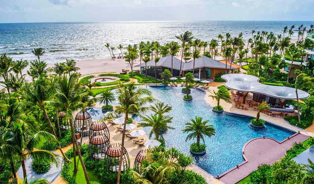Tổng hợp các khách sạn và khu resort nghỉ dưỡng HOT nhất cho mùa Hè