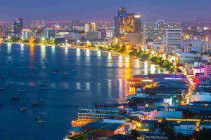 Tour Thái Lan: Bangkok - Pattaya (5n4đ, bay Thai Lion Air)
