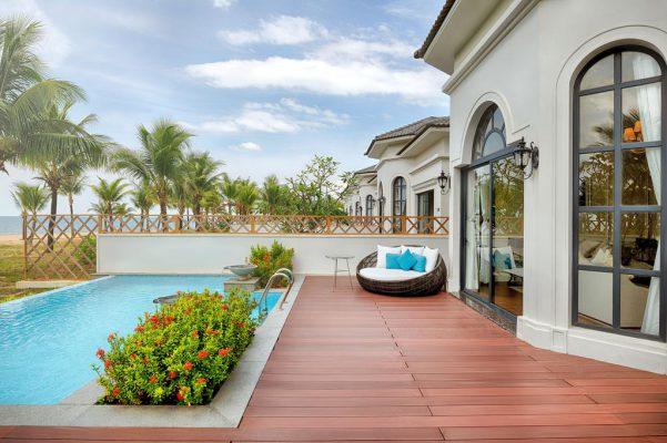 Villa 2 phòng ngủ Vinpearl Phú Quốc